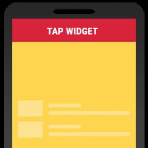 tap-widget